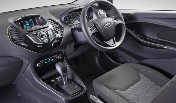 New Ford Figo Interior on Custom Ford Ranger