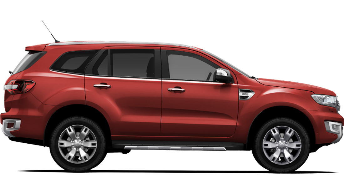 ford-everest-sunset