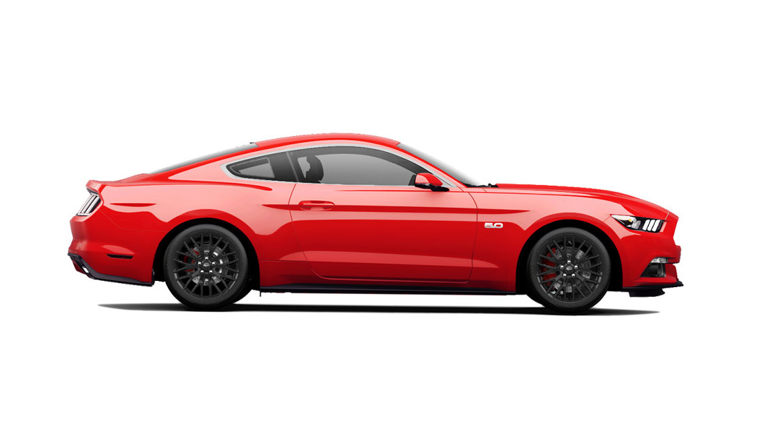 ford-mustang-race-red
